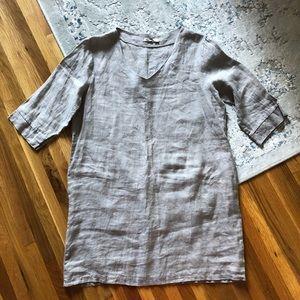 Alessia Pacini 100% linen tunic